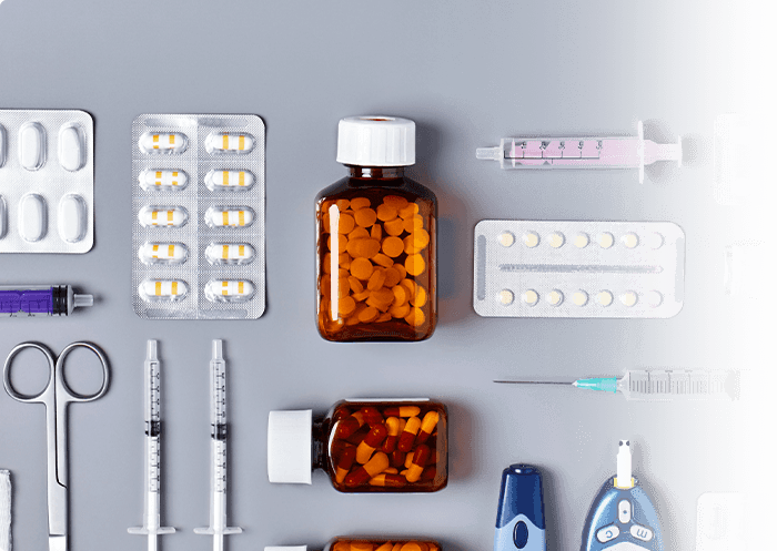 A Sampling of Pills and Tools