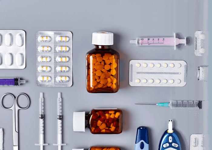 A Sampling of Pills and Tools