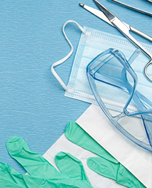 Protective surgical gear